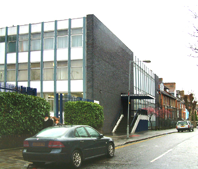 Girls' school in Stamford Hill