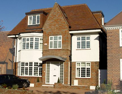 House in Golders Green