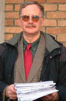 David Thom Dip Arch RIBA – Director