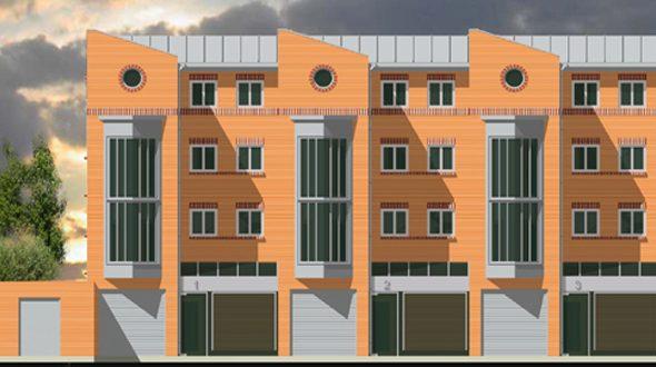 Housing in Golders Green
