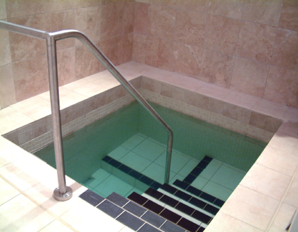 New Mikvah in Oxford