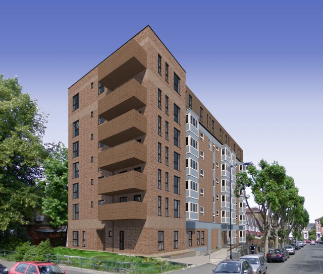 Major extension in Stamford Hill
