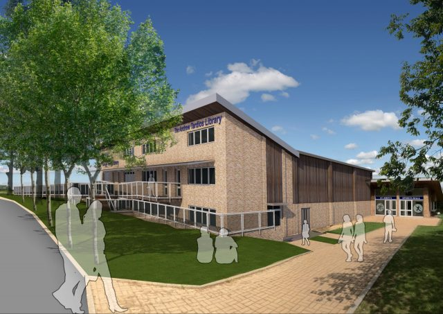 St John's Senior School – extension